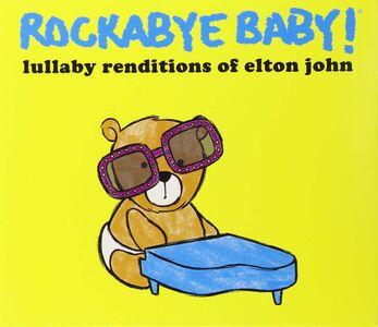 Foto Cover di Rockabye Baby, CD di Elton John, prodotto da Rockabye Baby!