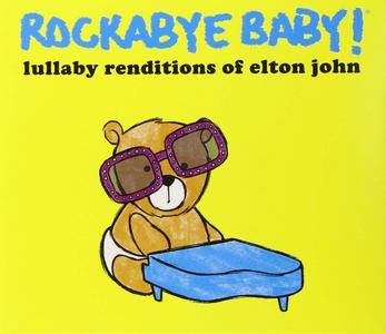 CD Rockabye Baby di Elton John