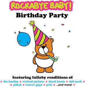 Birthday Party - Rockabye - CD Audio