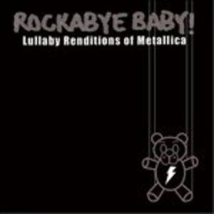 CD Rockabye Baby di Metallica