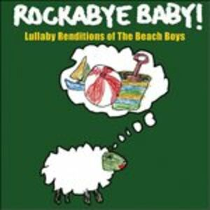 CD Rockabye Baby di Beach Boys