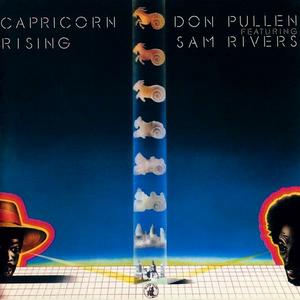 Vinile Capricorn Rising Don Pullen