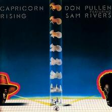 Capricorn Rising - Vinile LP di Don Pullen
