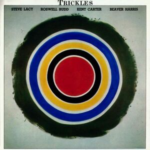 Foto Cover di Trickles, CD di Steve Lacy,Roswell Rudd, prodotto da Black Saint