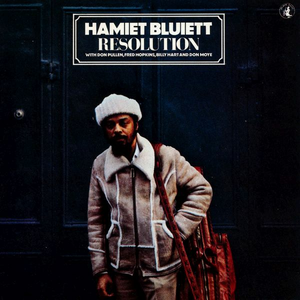 CD Resolution di Hamiet Bluiett
