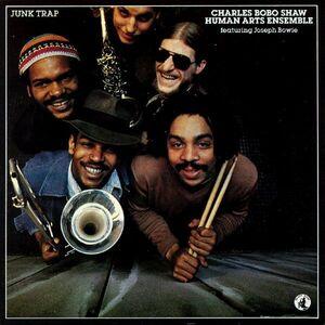 Foto Cover di Junk Trap, CD di Charles Bobo Shaw,Human Arts, prodotto da Black Saint