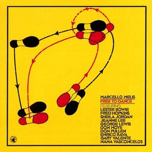 CD Free to Dance di Marcello Melis