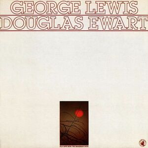 CD The Imaginary Suite George Lewis , Douglas Ewart
