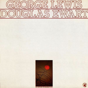 CD The Imaginary Suite George Lewis , Douglas Ewart