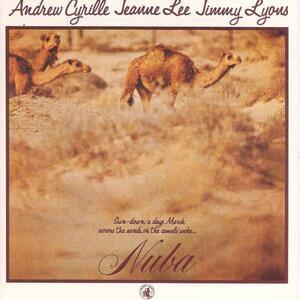 Nuba - Vinile LP di Jeanne Lee,Andrew Cyrille