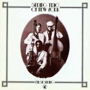 CD First String di String Trio of New York