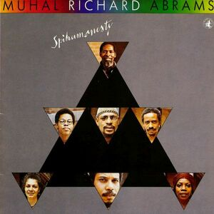 Foto Cover di Spihumonesty, CD di Muhal Richard Abrams (Septet), prodotto da Black Saint
