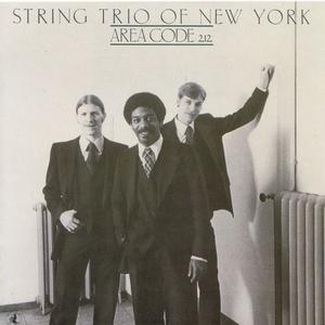 Vinile Area Code 212 String Trio of New York
