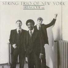 Area Code 212 - Vinile LP di String Trio of New York