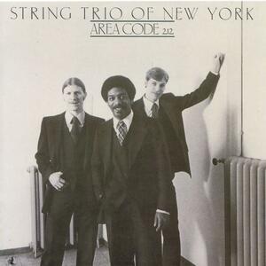 Area Code 212 - CD Audio di String Trio of New York
