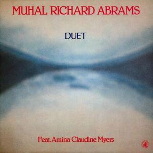 Duet - CD Audio di Muhal Richard Abrams