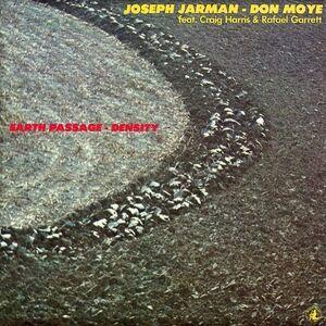 CD Earth Passage Density Joseph Jarman , Don Moye (Quartet)