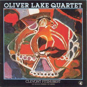 CD Clevont Fitzhubert di Oliver Lake (Quartet)