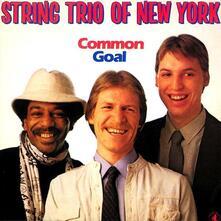 Common Goal - Vinile LP di String Trio of New York