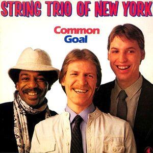 CD Common Goal di String Trio of New York