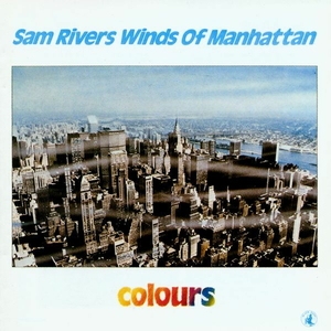 Vinile Winds of Colours Sam Rivers