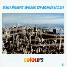 Winds of Colours - Vinile LP di Sam Rivers