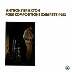 Four Compositions 1983 - CD Audio di Anthony Braxton