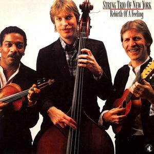 CD Rebirth of a Feeling di String Trio of New York