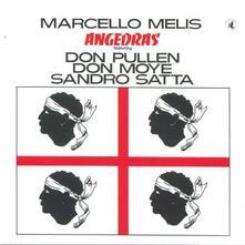 Angedras - Vinile LP di Marcello Melis