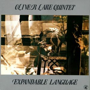 Foto Cover di Expandable Language, CD di Oliver Lake (Quintet), prodotto da Black Saint