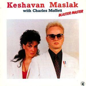 CD Blaster Master Keshavan Maslak , Charles Moffett