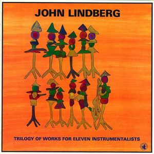 CD Trilogy of Works for Eleven Instrumentalists di John Lindberg