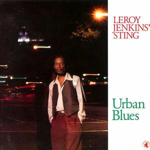 Urban Blues - Vinile LP di Leroy Jenkins