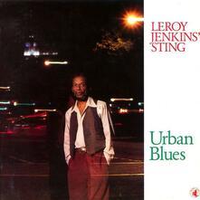 Urban Blues - Vinile LP di Leroy Jenkins