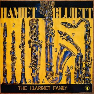 CD Clarinet Family. Live in Berlin di Hamiet Bluiett