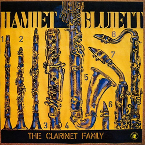 CD Clarinet Family. Live in Berlin di Hamiet Bluiett