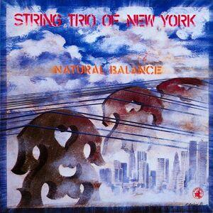 CD Natural Balance di String Trio of New York