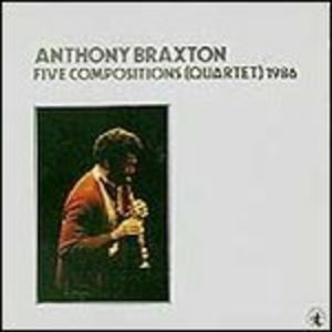 CD 5 Compositions 1986 di Anthony Braxton