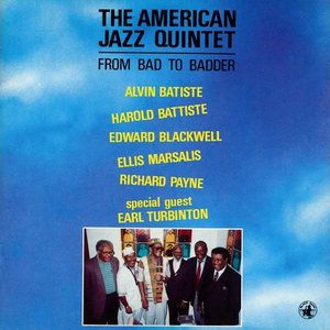 CD From Bad to Badder di American Jazz Quintet