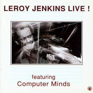Live - CD Audio di Leroy Jenkins