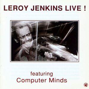 CD Live di Leroy Jenkins (Quintet)