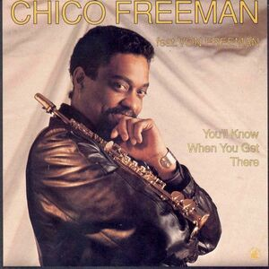CD You'll Know when you Get There di Chico Freeman