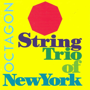 CD Octagon di String Trio of New York