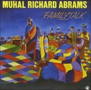 CD Family Talk di Muhal Richard Abrams