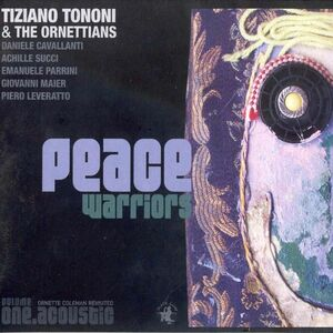 CD Peace Warriors di Tiziano Tononi