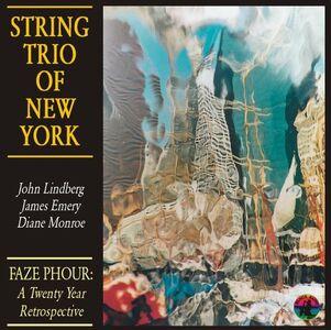 CD Faze Phour di String Trio of New York