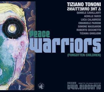 Peace Warriors vol.2 - CD Audio di Tiziano Tononi,Ornettians