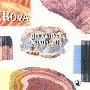 CD The Works vol.3 di Rova Saxophone Quartet