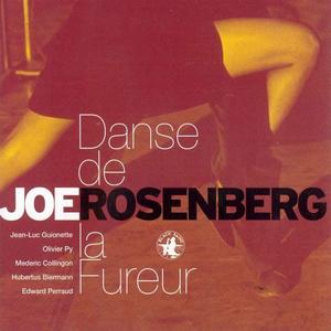 CD Danse de la fureur di Joe Rosenberg