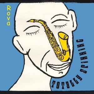 CD Totally Spinning di Rova Saxophone Quartet